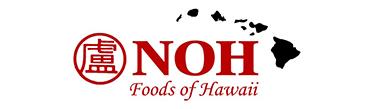 noh foods of hawaii logo